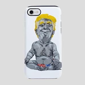 dump trump baby iPhone 7 Tough Case