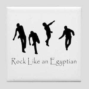 Rock Egypt Tile Coaster