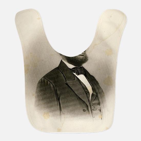 Portrait of Abe Lincoln-Edit Bib