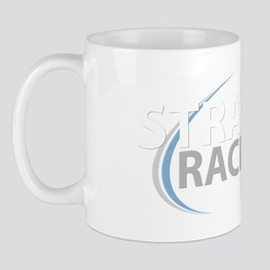 SR - On Black Mug