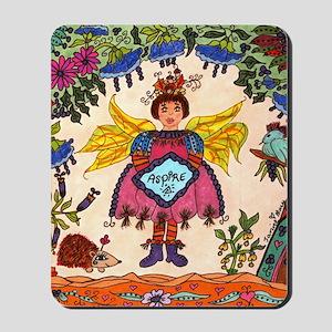 Fairy Of ASPIRE Mousepad