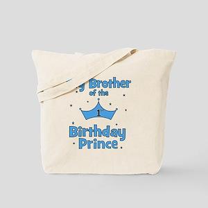 ofthebirthdayprince_bigbrother Tote Bag