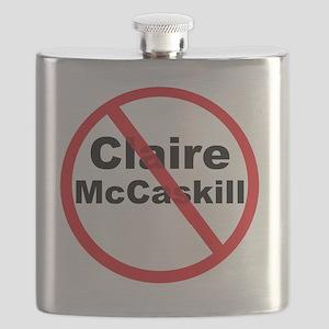 1Claire McCaskill Flask