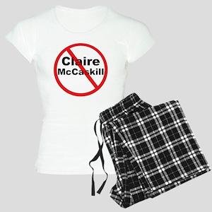 1Claire McCaskill Women's Light Pajamas