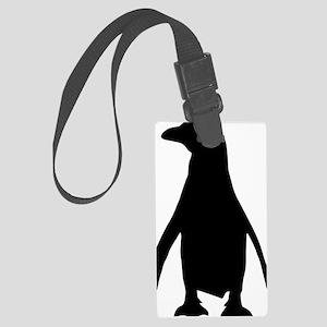 penguin Large Luggage Tag