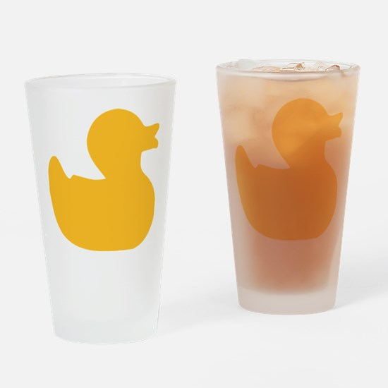 rubber_duck Drinking Glass