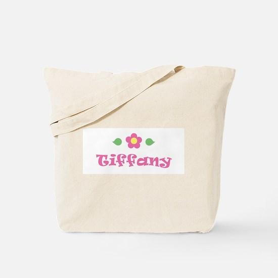 """Pink Daisy - """"Tiffany"""" Tote Bag"""