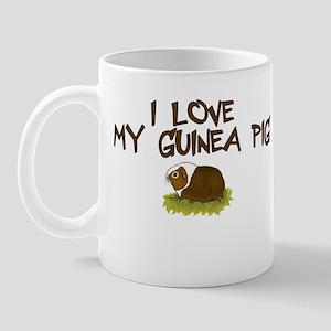 Guinea Pig Love Mug