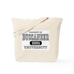 Buccaneer University Tote Bag