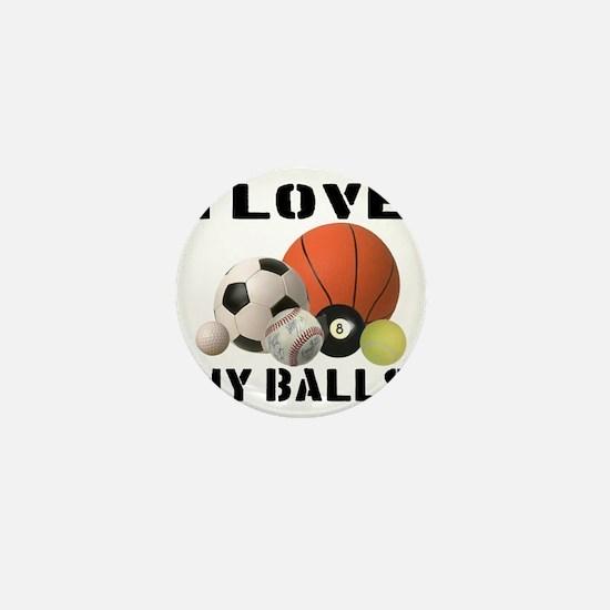ilovemy_balls Mini Button
