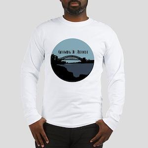 hellgate BUTTON Long Sleeve T-Shirt