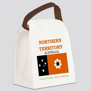 NT3 Canvas Lunch Bag