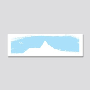 TheIslandImage Car Magnet 10 x 3