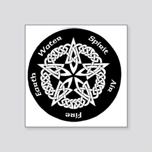 "MY CELTIC DESIGN Square Sticker 3"" x 3"""