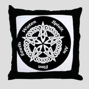 MY CELTIC DESIGN Throw Pillow