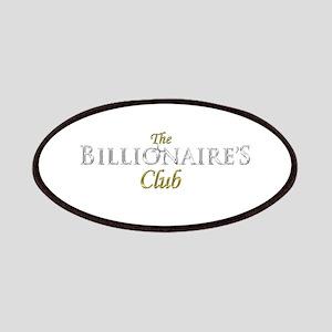 The Billionaire's Club Logo Patches