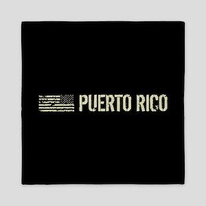 Black Flag: Puerto Rico Queen Duvet