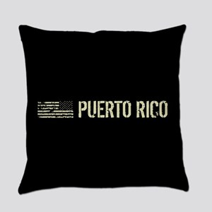 Black Flag: Puerto Rico Everyday Pillow