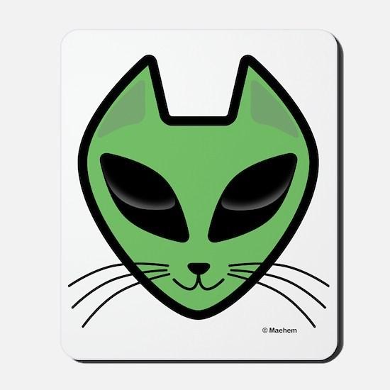 AlienKitty Mousepad