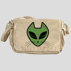 AlienKitty Messenger Bag
