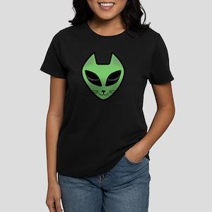 AlienKitty Women's Dark T-Shirt