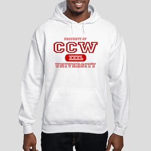 CCW University Hooded Sweatshirt