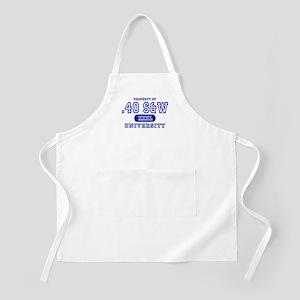 .40 S&W University BBQ Apron