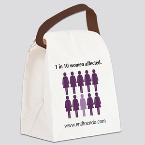 ten Canvas Lunch Bag