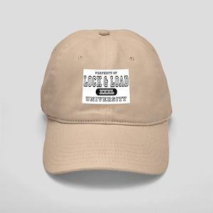 Lock & Load University Cap