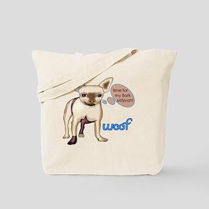 chihuahua-short-coat Tote Bag