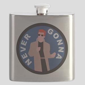 Rickroll Flask