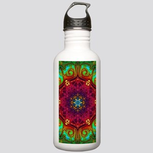 mandala-psychedelic-ex Stainless Water Bottle 1.0L