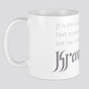 Krav Maga - The Fight Mug