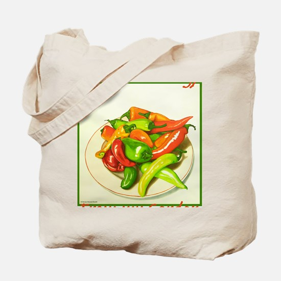 Chiles Tote Bag