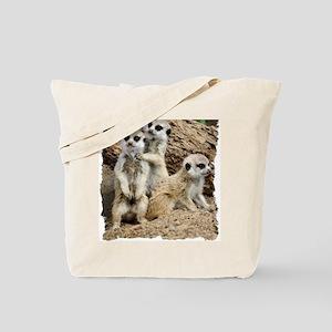 I LOVE MEERKATS! Tote Bag