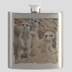 I LOVE MEERKATS! Flask