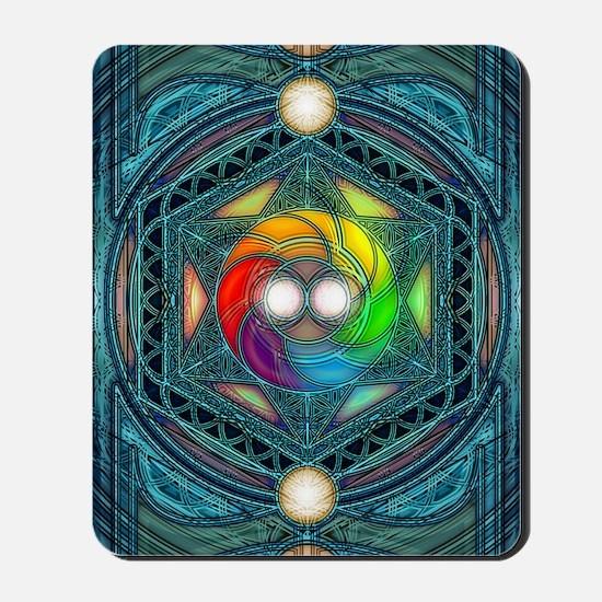 Reconcilliation-Mandala Mousepad