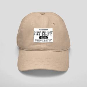 Pit Crew University Cap