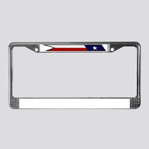433rd Airlift Wing - Fin Flash License Plate Frame