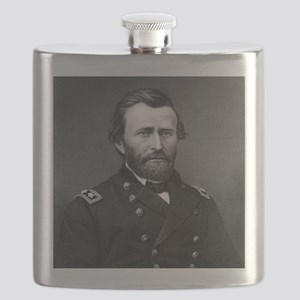 US Grant by R Whitechurch after M Brady Flask