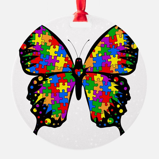 autismbutterfly Ornament