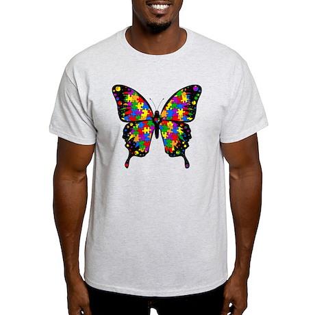 autismbutterfly Light T-Shirt