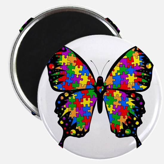 autismbutterfly Magnet