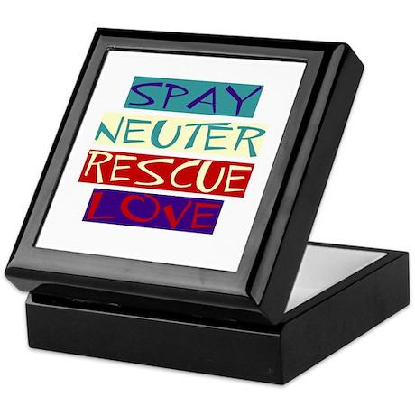 SNRL Keepsake Box