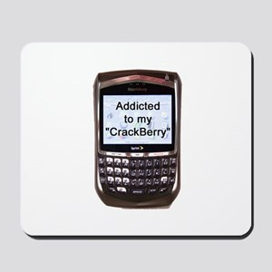 CrackBerry Mousepad