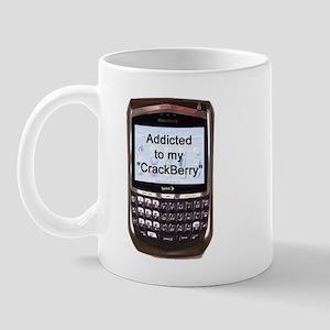 CrackBerry Mug