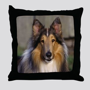 blanket8 Throw Pillow