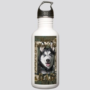 Stone_Paws_Siberian_Hu Stainless Water Bottle 1.0L