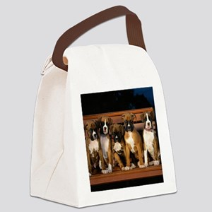 blanket9 Canvas Lunch Bag
