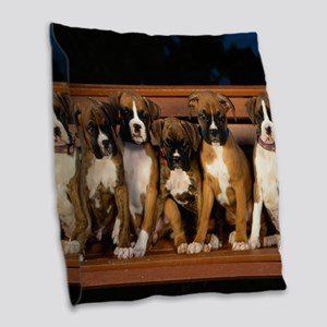 blanket9 Burlap Throw Pillow